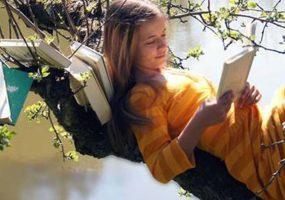 מדוע קוראי ספרים הם האנשים הטובים ביותר להתאהב בהם?