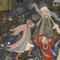 שבעת המאסטרים של מרכז אסיה